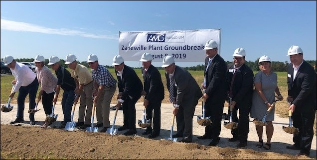 Infrastructure Investments Highlight  a Decade of Growth in Muskingum County